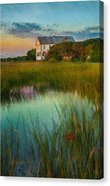 Pelican Inn Canvas Print