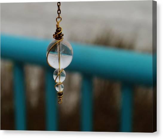 Pendulum Canvas Print by Tara Miller