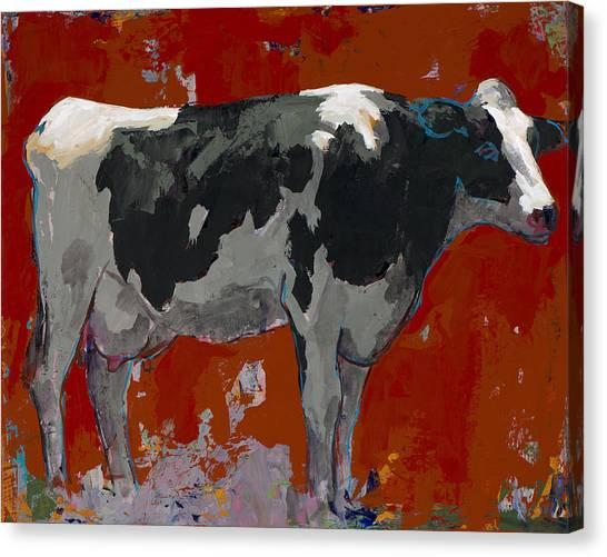 People Like Cows #3 Canvas Print