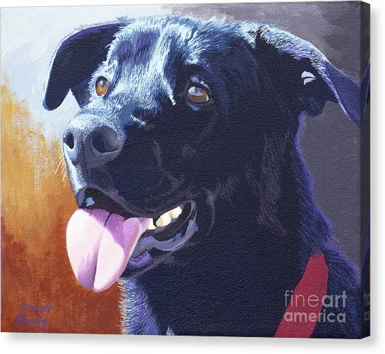 Pepper's Portrait Canvas Print
