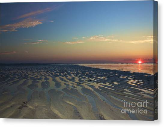 Perfect Ending Canvas Print
