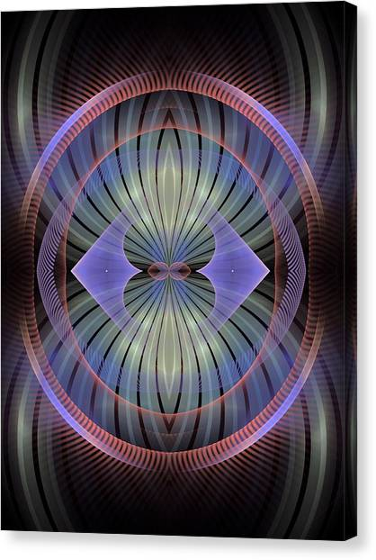 Bachelorette Canvas Print - Perimeter-panel-1-left-or-rightbb by Bill Campitelle