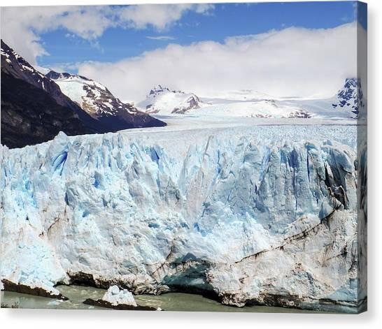 Perito Moreno Glacier Canvas Print - Perito Moreno Glacier by Photostock-israel
