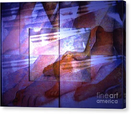 Permanences 1 Canvas Print