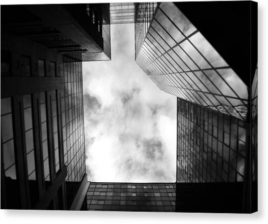 Perspective  Canvas Print by Charlie Gaddy