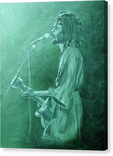 Peter Tosh 1 Canvas Print