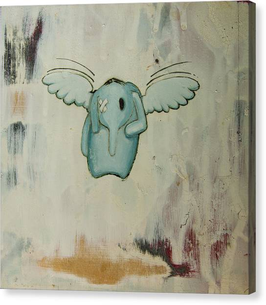 Canvas Print - Pete's Angel by Konrad Geel