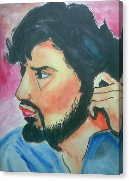 Petuskhie Canvas Print by Vikash Kumar