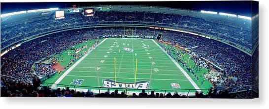 Philadelphia Eagles Canvas Print - Philadelphia Eagles Nfl Football by Panoramic Images