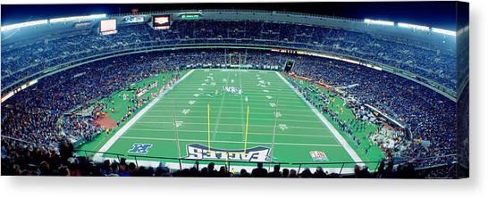 Philadelphia Eagles Canvas Print - Philadelphia Eagles Nfl Football by Panoramic Images