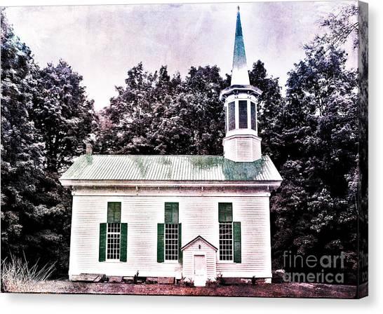 Phillipsport Methodist Canvas Print