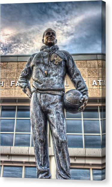 University Of Kansas Canvas Print - Phog by Corey Cassaw