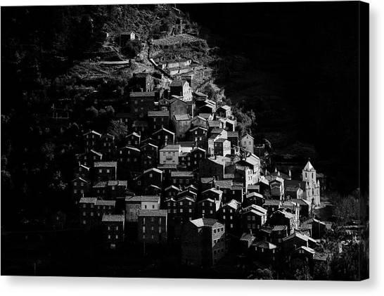 Villages Canvas Print - Pia?dao by Rui Boino