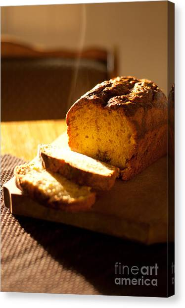 Piece Of Cake Canvas Print by Ciprian Kis