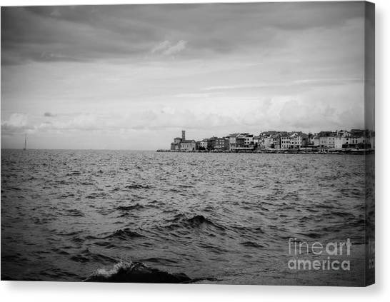 Piran V Canvas Print