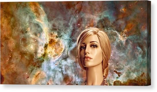 Planetarium Canvas Print