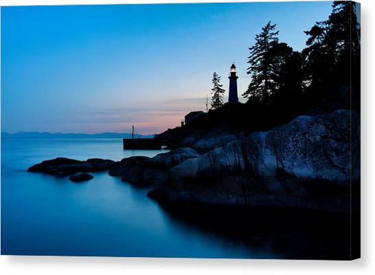 Point Atkinson Lighthouse Canvas Print