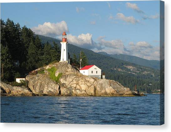 Point Atkinson Lighthouse Canvas Print