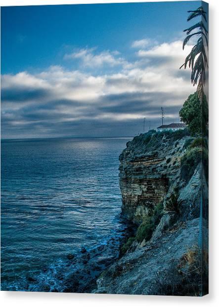 Point Fermin San Pedro Ca Canvas Print
