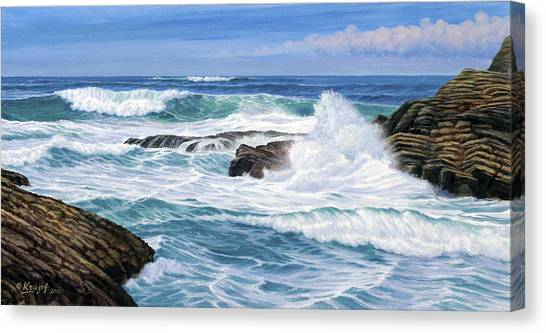 Point Lobos Canvas Print by Paul Krapf
