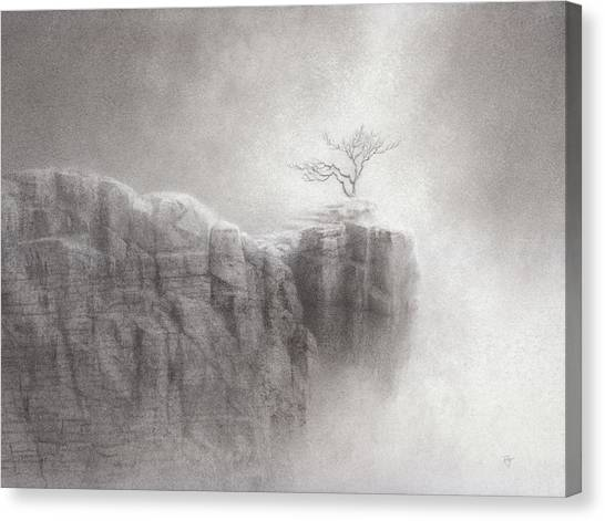 Point Of Grace Canvas Print by Mark  Reep