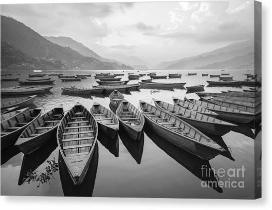 Pokhara Paradise Canvas Print