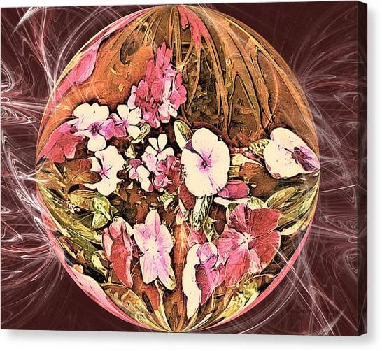 Pollen Power Canvas Print