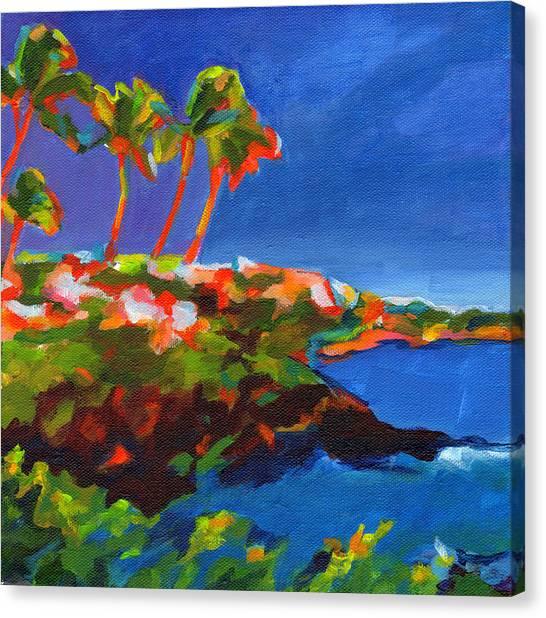 Polo Beach. Maui Canvas Print