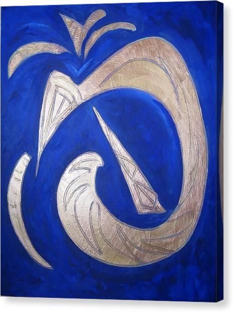 Pomme D'or Canvas Print by Rashne Baetz