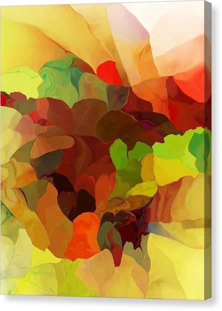 Canvas Print - Popago by David Lane
