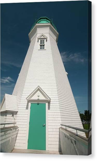 Port Dalhousie Lighthouse 9057 Canvas Print