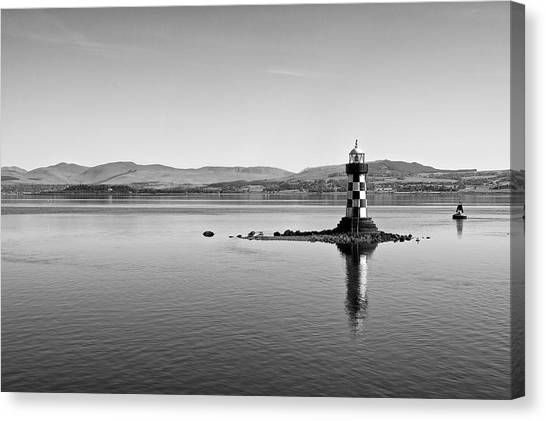 Port Glasgow Lighthouse Canvas Print