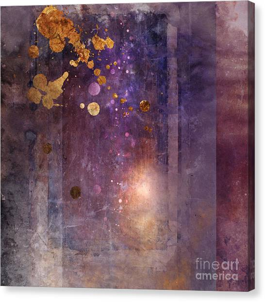 Media Canvas Print - Portal Variant 1 by MGL Meiklejohn Graphics Licensing