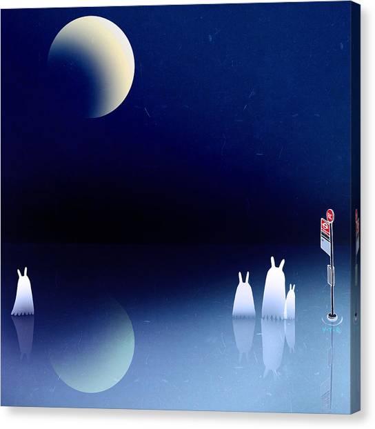Portal Canvas Print - Portal by Yoyo Zhao