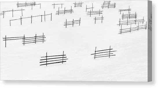 Panorama Canvas Print - Portative by Sveduneac Dorin Lucian