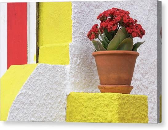 Prado Canvas Print - Portugal, Costa Nova Do Prado by Brenda Tharp