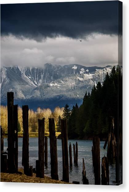 Potential - Landscape Photography Canvas Print