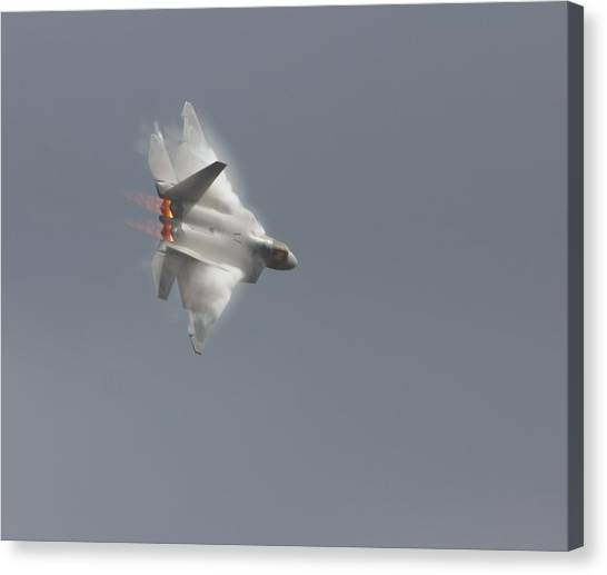 Power Of The Raptor Canvas Print