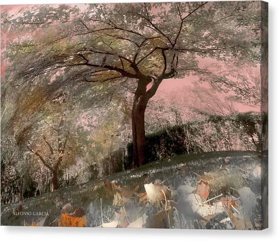 Pozuelo Autumn Canvas Print