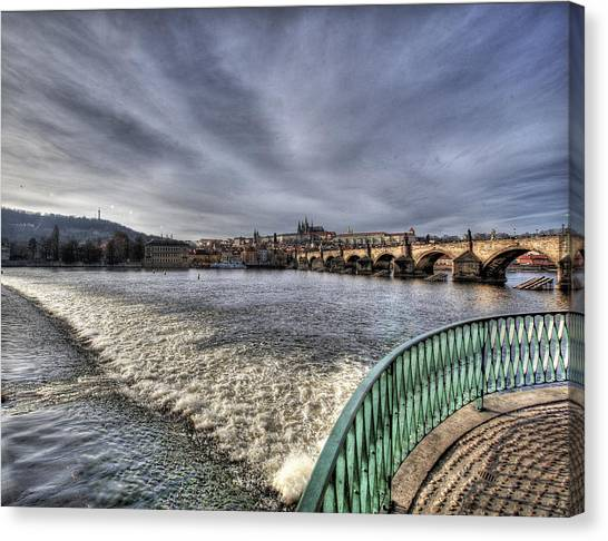 Prague Canvas Print - Prague by Alfredo Machado