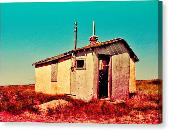 Drywall Canvas Print - Prairie Terrace by Starlux  Productions