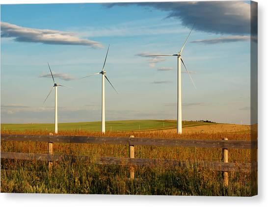 Prairie Wind 2 Canvas Print