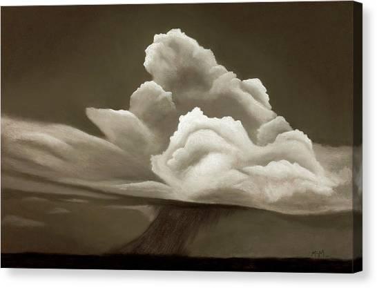 Prairy Storm IIi Canvas Print