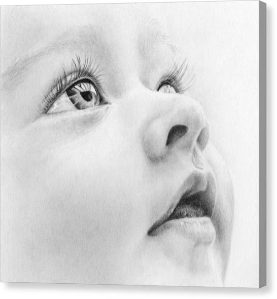 Precious Canvas Print
