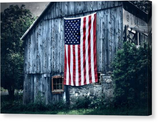 Pride Canvas Print by T-S Fine Art Landscape Photography
