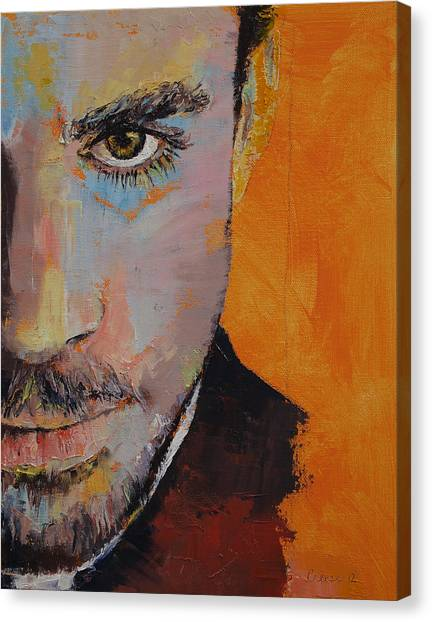 Priests Canvas Print - Priest by Michael Creese