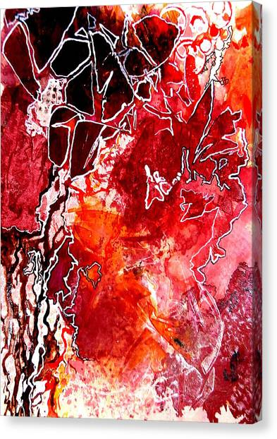 Primeval Canvas Print by Buck Buchheister