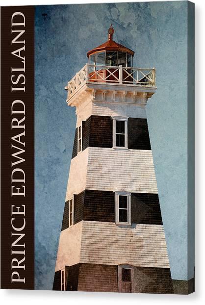 Prince Edward Island Lighthouse Canvas Print