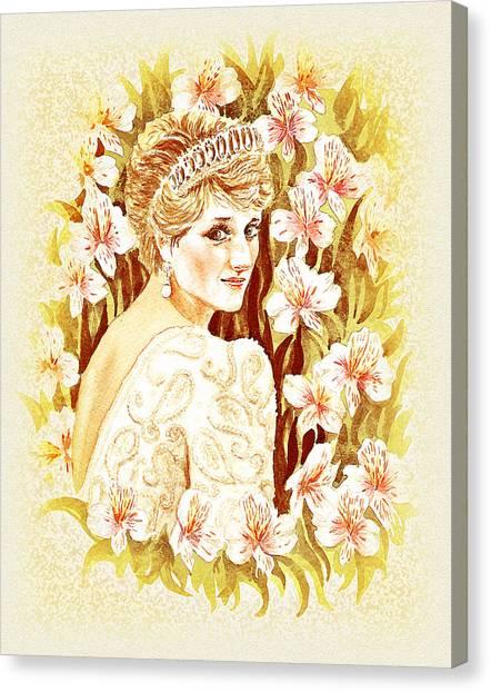 Princess Catherine Canvas Prints | Fine Art America