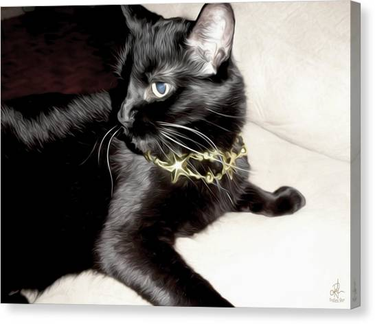 Princess Lucy Canvas Print